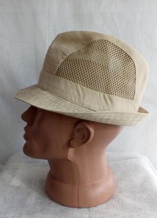 Шляпы летние солнцезащитные