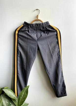 Джогери ,штани з лампасами, брюки, штаны-джоггеры , штаны
