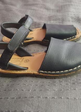 Менорки аварки абаркасы на липучке кожаные сандалии босоножки next сандали испания zara