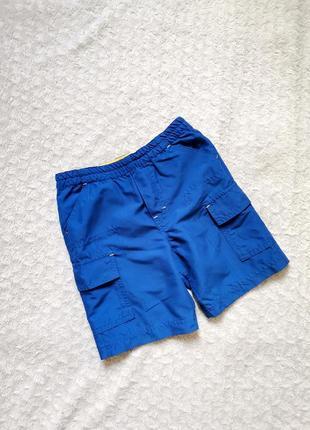 Olo sport качественные летние пляжные легкие тонкие шорты 116-122 см
