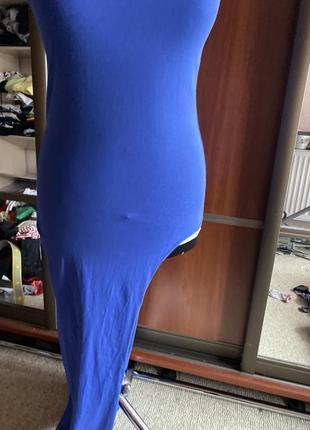 Платье туника пляжное
