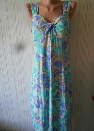 #распродажа #charles voegele#винтажное нежное платье  вискоза#