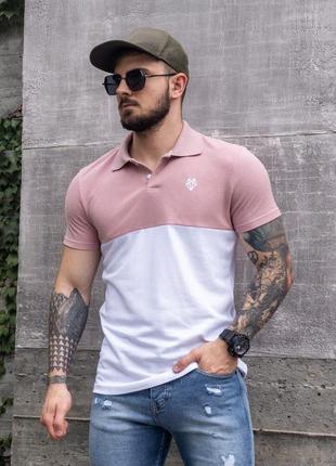 🚀 мужская футболка - поло