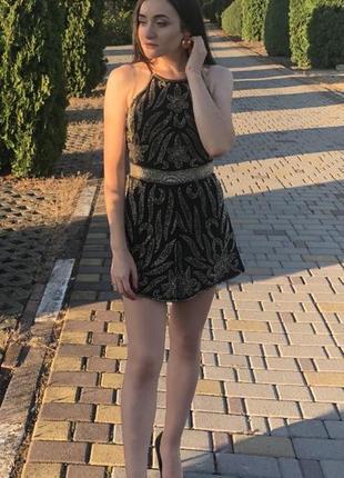 Плаття -комбенизон