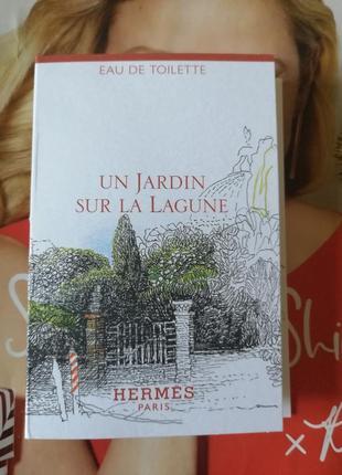 Пробник парфюма  hermes