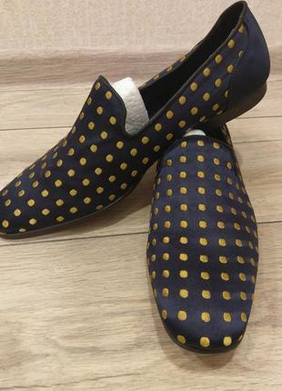 Asos лоферы мужские туфли