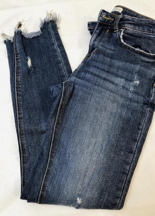 Zara premium джинсы