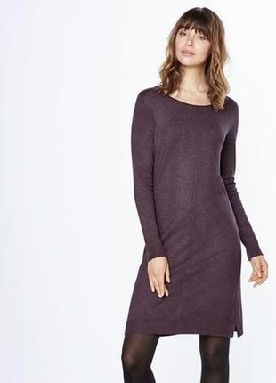 Стильное платье свитер, туника до колен