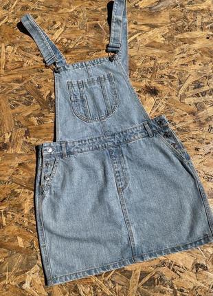 Идеальный 😍 джинсовый комбинезон