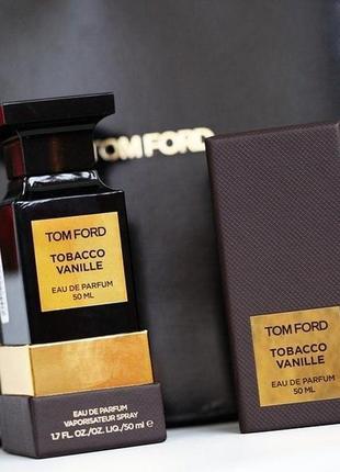 Парфюм унисекс tom ford tobacco vanille 50мл.