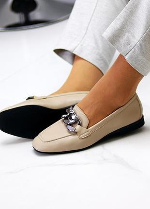 """Красивые классические туфли """"office"""" - экокожа"""