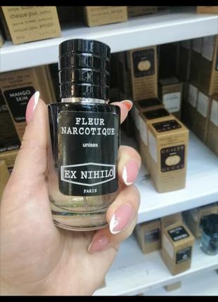 Духи ex nihilo fleur narcotique