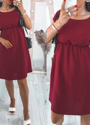 Отличное женское легкое платье на каждый день