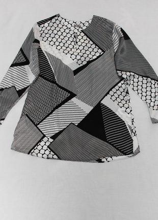 Шелковая блуза-туника jacques britt , германия