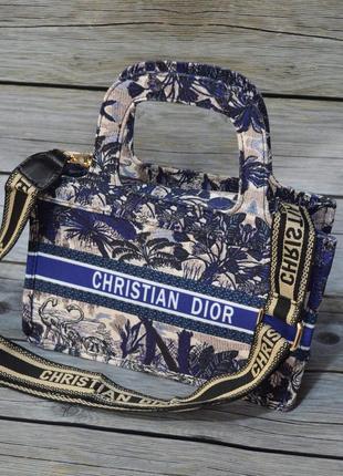 Женская маленькая сумочка шоппер
