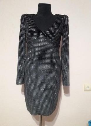 Идеальное нарядное платье мини
