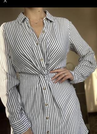 Платье-рубашка abercrombie&fitch оригинал