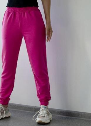 Джоггеры - 6 цветов, женские джогеры, спортивные штаны, летние спортивный штаны (арт 100223)