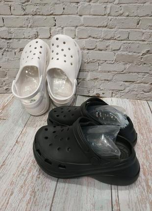Crocs женская детская обувь кроксы крокс