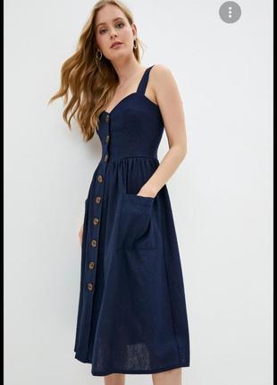 Сукня натуральна 💣💣💣 сарафан коттон