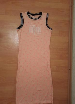 Майка платье домашняя одежда