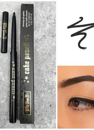 Карандаш для глаз kat von d cake pencil intensely rich eyeliner