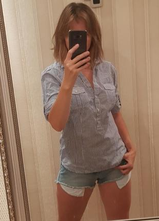 Рубашка зара