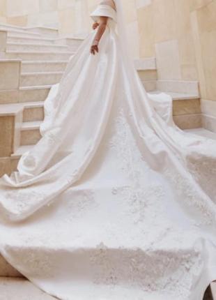 Весільне плаття virginia