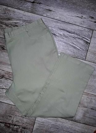 Брюки джинсы батал