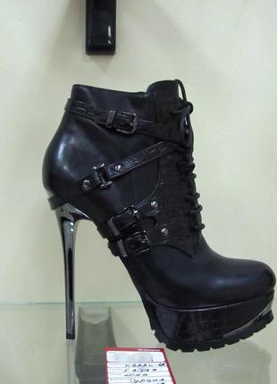 Ботинки glossi