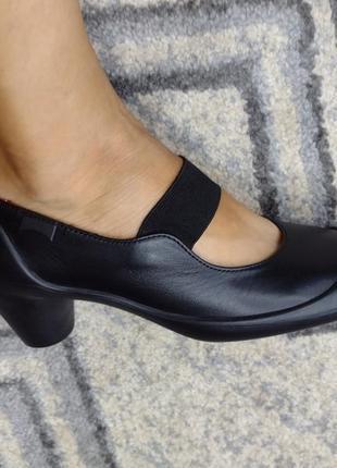 Босоножки туфли балетки camper кожа оригинал 373 фото