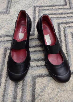 Босоножки туфли балетки camper кожа оригинал 372 фото