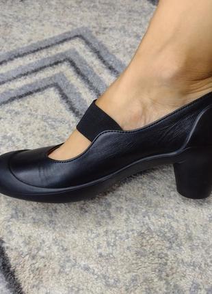 Босоножки туфли балетки camper кожа оригинал 378 фото