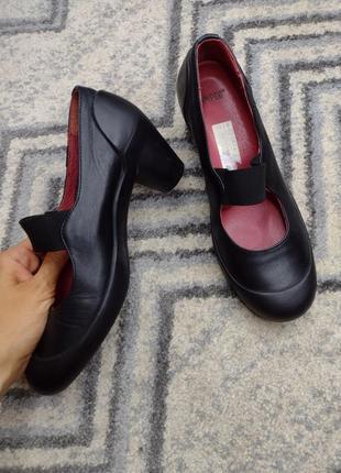 Босоножки туфли балетки camper кожа оригинал 37