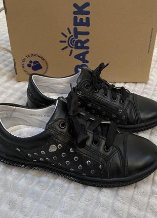 Кеды туфли для девочки bartek размер 31