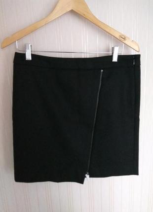 Юбка черная tom tailor
