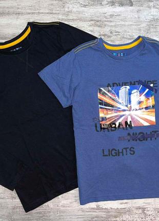 Комплект футболка и лонгслив на мальчика young style.цена за комплект.