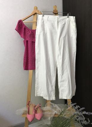 Базові лляні штани