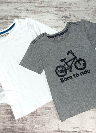 Комплект лонгслив+футболка на мальчика young style (бангладеш) на рост 110/116.цена за комплект.
