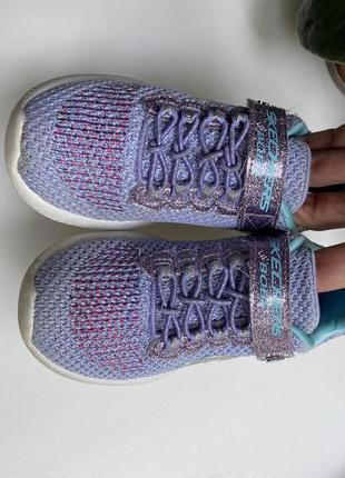 Skechers кроссовки оригинал 28 размер скечерс2 фото