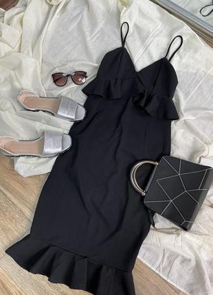 Идеальное платье миди