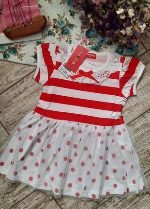 Очень милое платье для малышки. качемтво супер!
