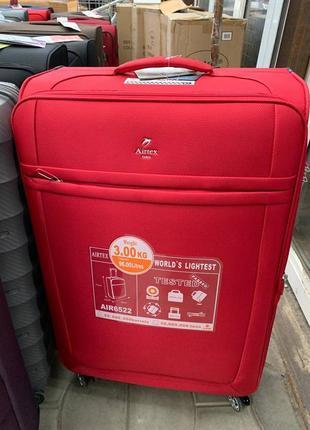 Тканевый чемодан airtex