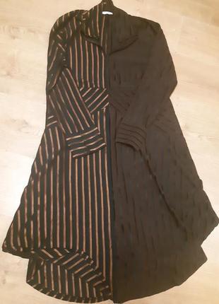 Платье свободного пошива !брендовых