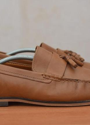 Кожаные мужские лоферы, туфли redtape, 43 размер. оригинал