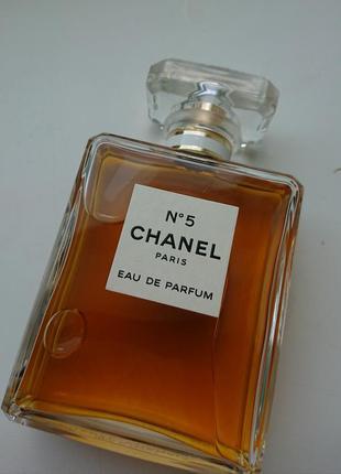 Парфюмированная вода chanel n5.оригинал.