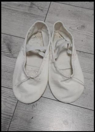 Балетки обувь для танцев гимнастики,балета р 31-32