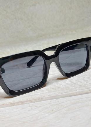 Женские очки классика черные off white