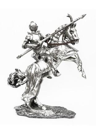Статуэтка рыцарь на коне - 1500 грамм