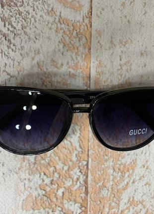 Модный стильные очки гуччи gucci